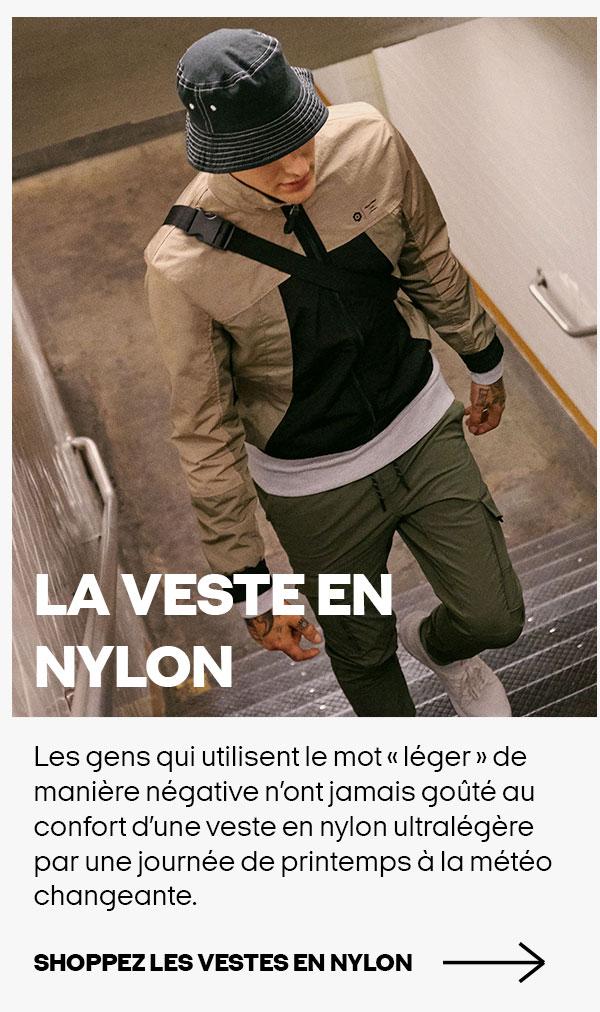 Shop nylon jackets