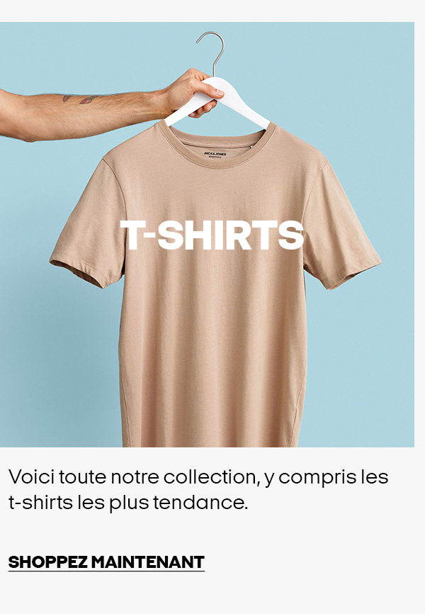 New in T-shirts