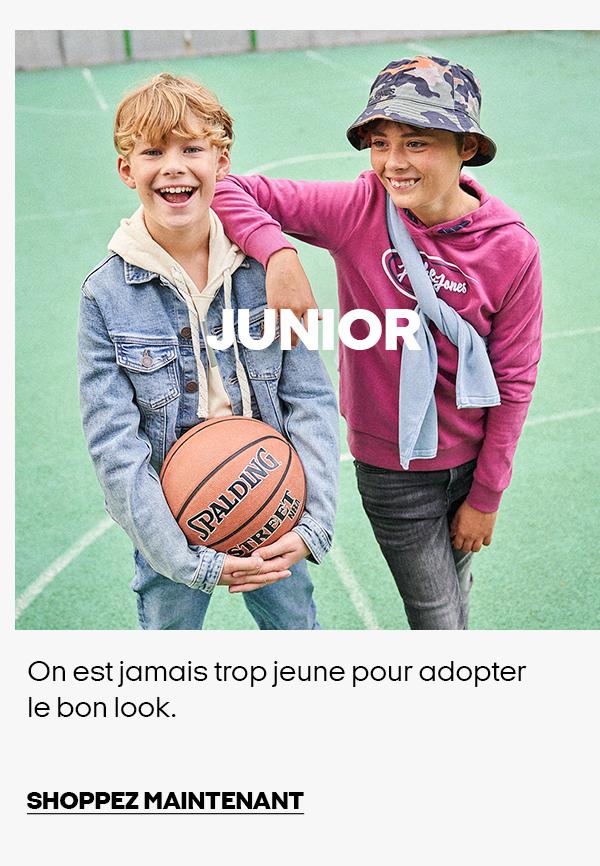 New arrivals Junior